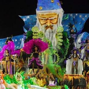 Desfile Santos Carnaval