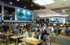 nova praça de alimentação do shopping parque balneário