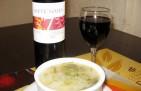 caldoverde e vinho