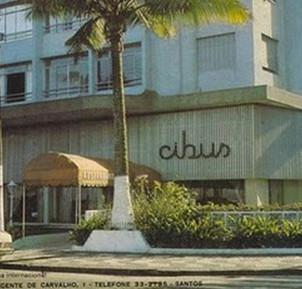 Restaurante Cibus em Santos