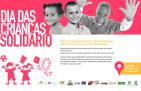 dia das crianças solidário