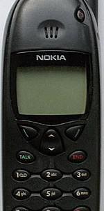 Celular Nokia 6160