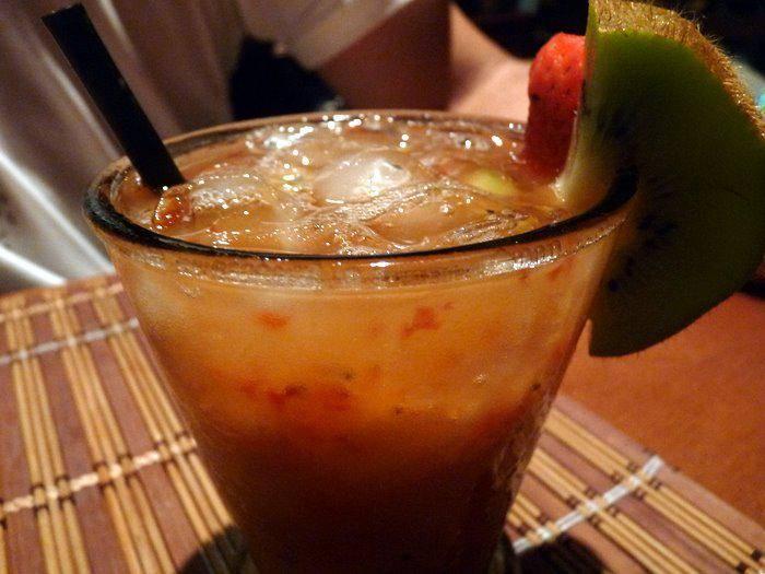 d'boa restaurante mexicano em santos