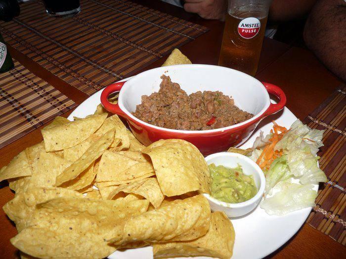dboa restaurante mexicano em santos