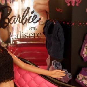barbie valisere