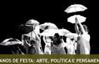 Inscrições para o Festival Santista de Teatro - Festa54