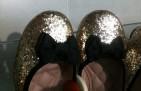 sapatilha de glitter moleca na renner