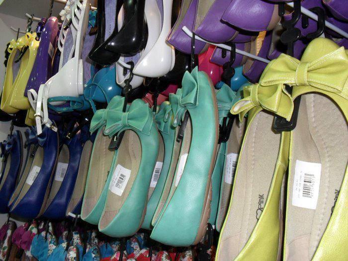 Glamour Pink: o paraíso das sapatilhas em Santos