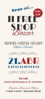 Free Shop Bazar em Santos