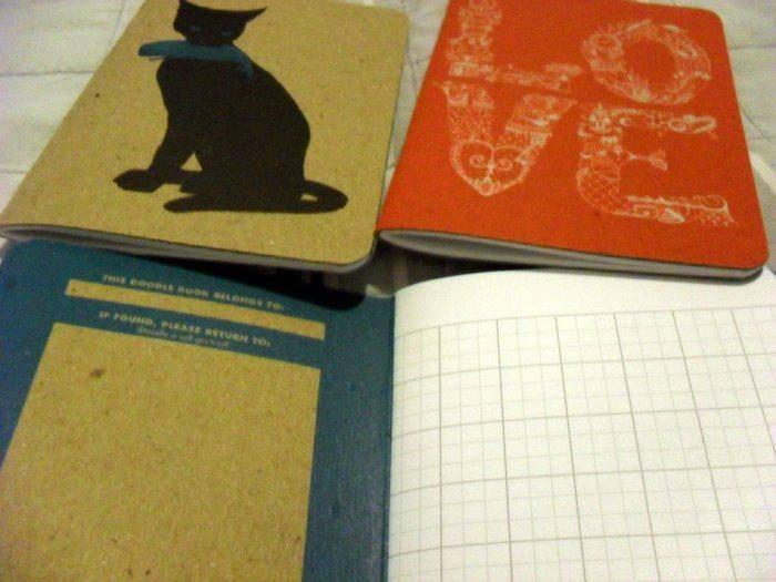 cadernos threadless brasil