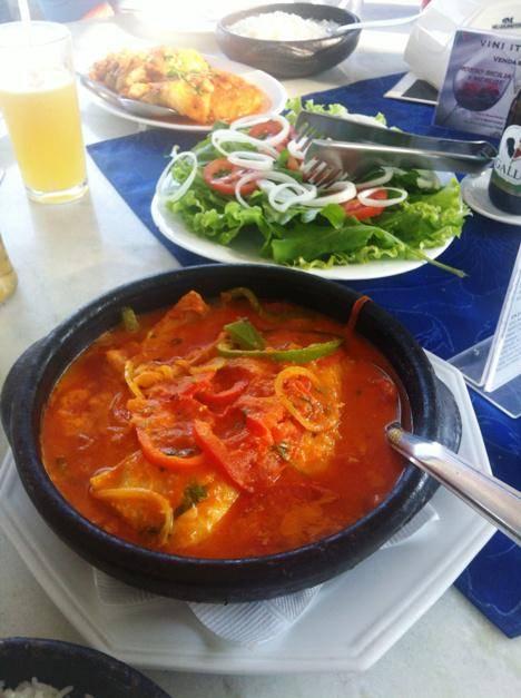Moqueca Restaurante Ao Mirante