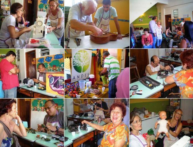 Fotos do Café Conserto em Santos