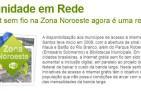 Internet Grátis na Zona Noroeste de Santos