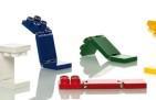 Top Four: luminárias inspiradas em Lego