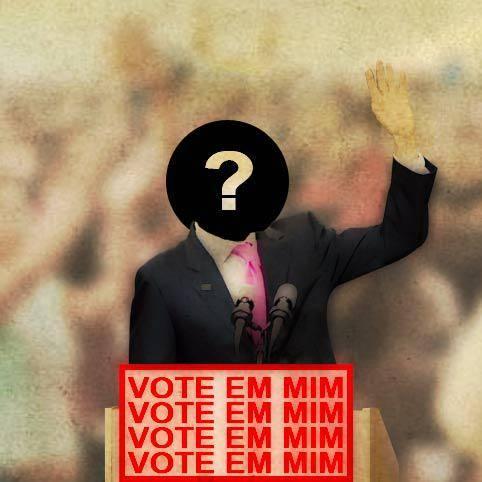 candidato político