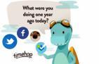 Timehop: o que você estava fazendo no ano passado?