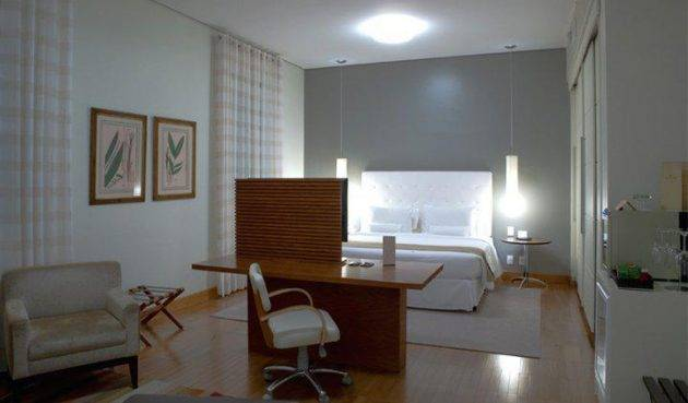 Apartamento - Grande Hotel São Pedro