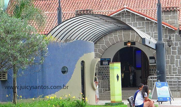 Aquário Municipal de Santos