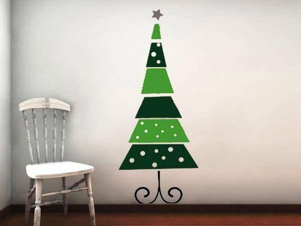 árvore de natal diferente