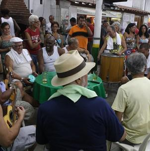 Roda de Samba da Ouro Verde