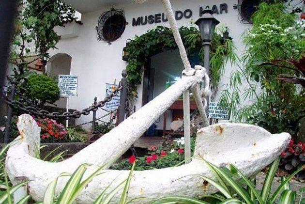 museu do mar em santos