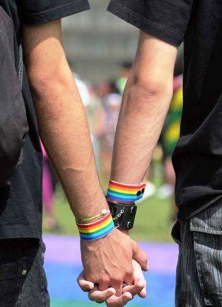 namoro gay em santos