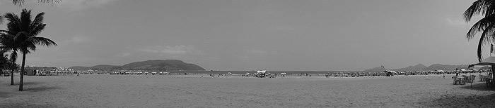 Panorama de Santos