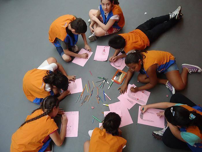 Curumim 2013 no SESC Santos