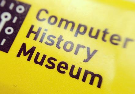 Badge do Computer History Museum