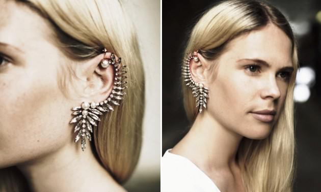 A tendência dos maxi brincos e ear cuffs 7f1905094d