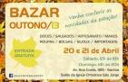 Bazar Free Shop - edição outono 2013