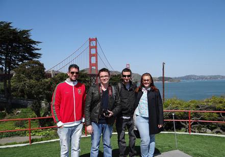 Observatório da Golden Gate