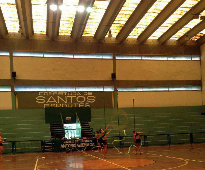 Complexo Esportivo e Recreativo Rebouças em Santos