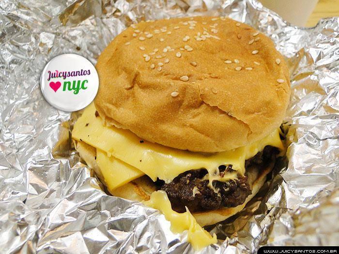 Five Guys Burger em Nova York