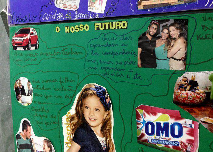 Projeto Menina Mãe em Santos