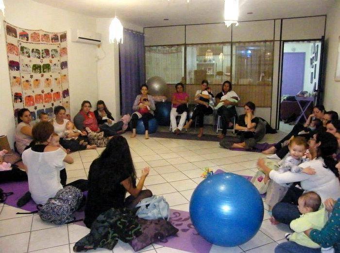 Eventos para gestantes e mães em Santos