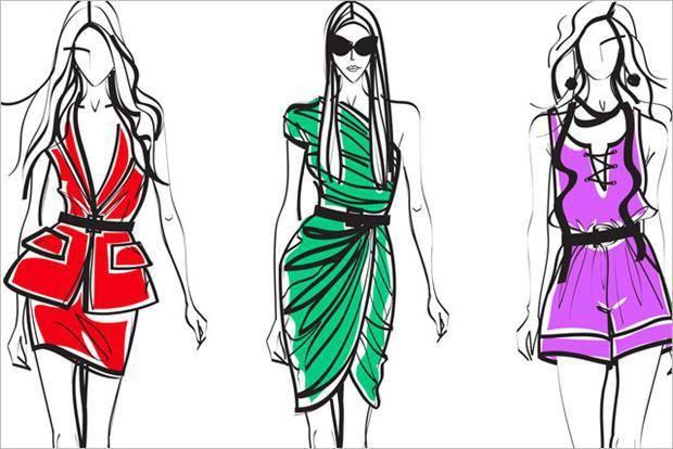 Design De Moda No Centro Europeu De Santos