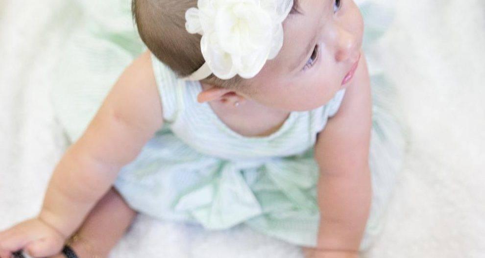 juicypedia fotografando seu bebê