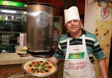 4º Concurso Santista de Pizza Amadora
