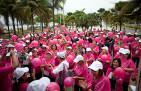 Amanhã tem caminhada Avon contra o câncer de mama em Santos