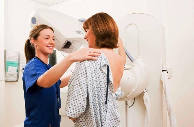 mamografia em santos