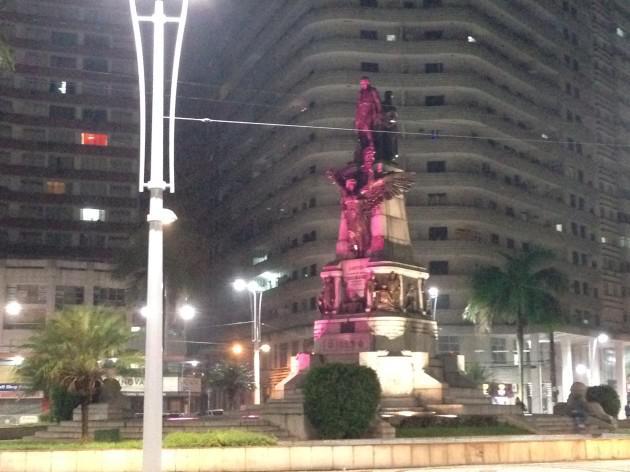 Outubro Rosa em Santos