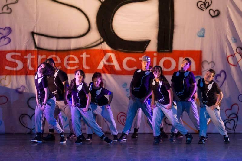 grupo street action santos