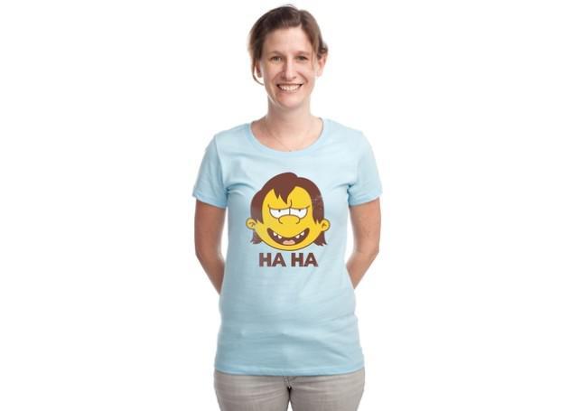Camisetas Os Simpsons na Threadless