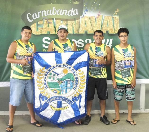 carnabanda 2014