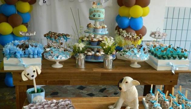festas de criança - glamour festas e doces