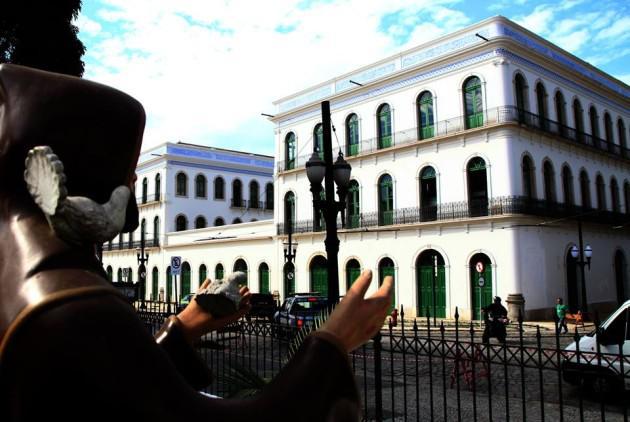 pelé tem um museu em santos