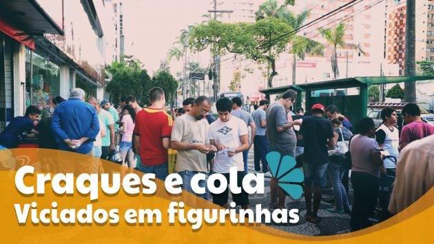 Craques e Cola - Canal Juicy Santos