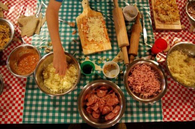 www.juicysantos.com.br - festa infantil pizza