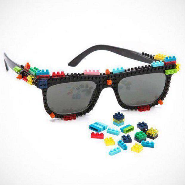 804622396e6c7 Óculos de Lego